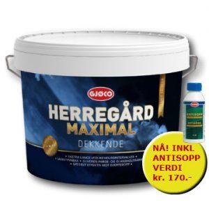 Herregård Maximal 10 liter